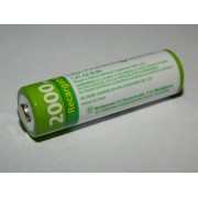 "Batteries ""AA"" Rechargeable 2,000mA Clearance"